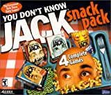 You Don't Know Jack Snack Pack