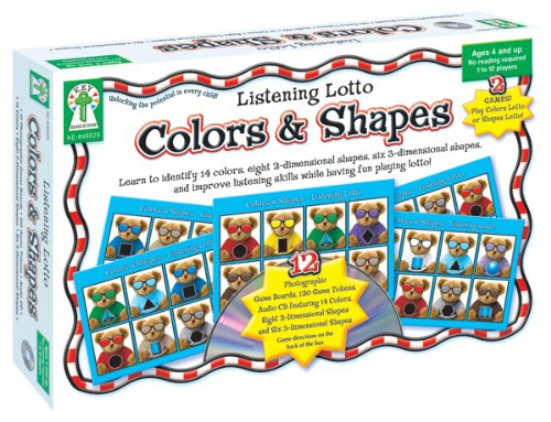 Key Education Publishing Colors and Shapes - 1
