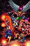 Rann-Thanagar Holy War, Volume 1