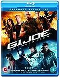 G.I. Joe: Retaliation (Extended Action Cut) [Blu-ray] [Region Free]