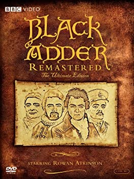 Black Adder Remastered on DVD
