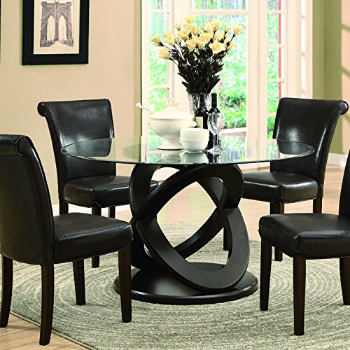 Amazoncom  Monarch Specialties I 1055 Dining Table