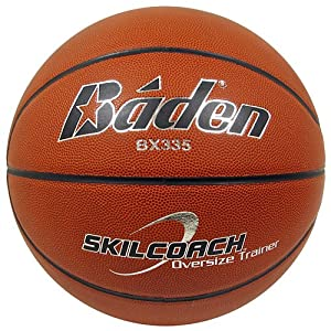 Buy Baden SkilCoach Oversized 35-Inch Performance Composite Training Basketball by Baden