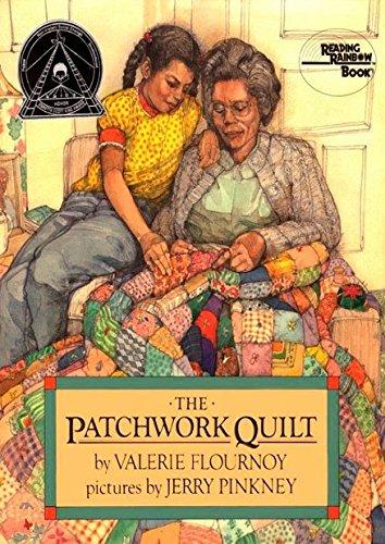 The Patchwork Quilt [Flournoy, Valerie] (Tapa Dura)