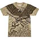 7.62 Design Men's T USN Seals 'Naval Special Warfare' Sand
