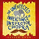 The Unexpected Inheritance of Inspector Chopra: Baby Ganesh Detective Agency, Book 1 Audiobook by Vaseem Khan Narrated by Sartaj Garewal