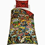 Official Marvel Comics Polycotton Sin...