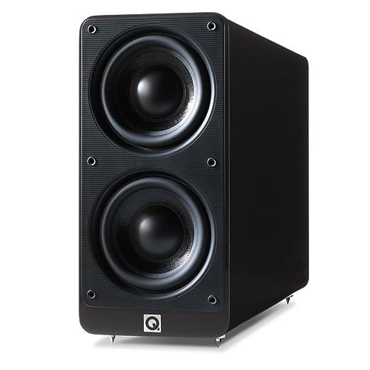 Q Acoustics 5036694032626 Caisson de basses Noir