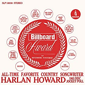 Harlan Howard - Busted - The Everglades
