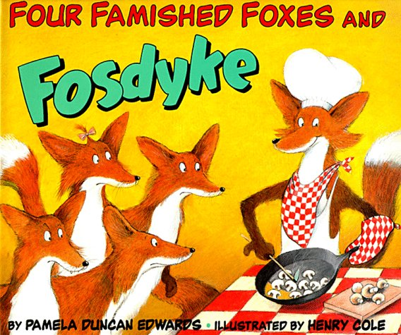 Four Famished Foxes and Fosdyke PDF