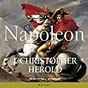 Napoleon Audiobook by J. Christopher Herold Narrated by Paul Woodson
