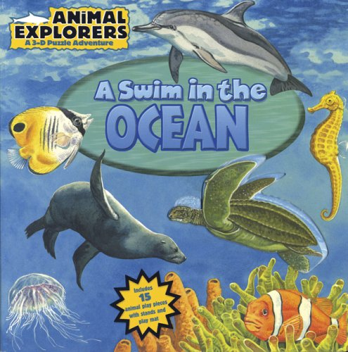 Image for Animal Explorers: A Swim in the Ocean