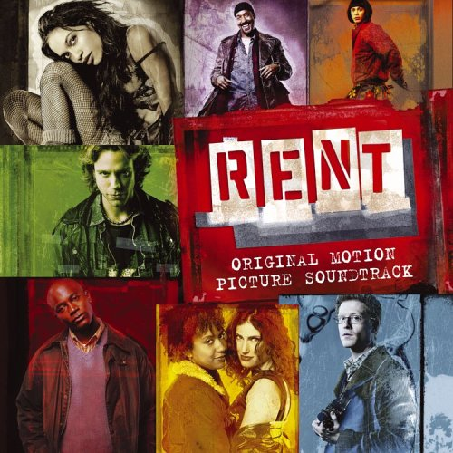 Original album cover of Rent (2005 Movie Soundtrack) by Rosario Dawson