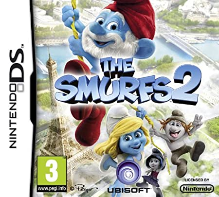 The Smurfs 2 (Nintendo DS)