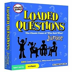 Loaded Questions: Junior