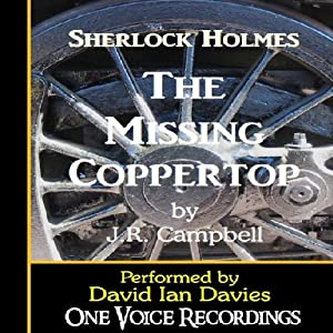 The Missing Coppertop | [J. R. Campbell]