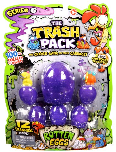 Trash Pack S6 Action Figure (12-Pack) (All Trash Pack Toys compare prices)