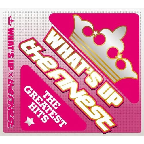WHATS UP? X THE FINEST - GREATEST HITS(2CD) - Amazon.com Music