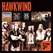 5 Album Set (Hawkwind / In Search of Space / Doremi Fasol Latido / Hall of the Mountain Grill / Mast
