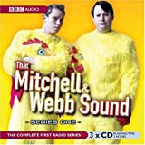 David Mitchell That Mitchell and Webb Sound, Series 1 (BBC Audio)