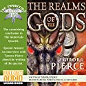 The Realms of the Gods: The Immortals, Book 4 Audiobook by Tamora Pierce Narrated by Tamora Pierce