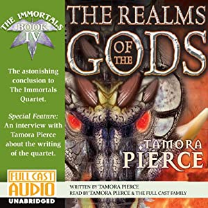 The Realms of the Gods Audiobook