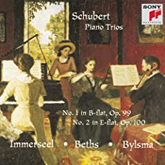 Trio in B-flat Major for Piano, Violin and Violoncello, D. 898 (Op. post. 99): III. Scherzo. Allegro - Trio