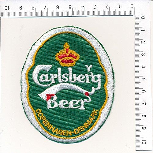 applikation-aufbugler-patches-stick-emblem-aufnaher-abzeichen-carlsberg-beer-copenhagen-denmark