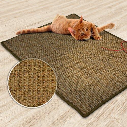 casa-purar-sisal-cat-scratch-mat-cork-tweed-60x80cm-24-x-32-protection-play-pad-multiple-sizes-avail