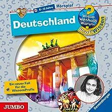 Deutschland (Wieso? Weshalb? Warum? ProfiWissen) Hörspiel von Andrea Schwendemann, Jochen Windecker Gesprochen von:  div.