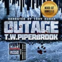 Outage Boxed Set: Books 1-3 (       UNABRIDGED) by T.W. Piperbrook Narrated by Troy Duran