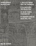 img - for Max de Esteban: Propositions book / textbook / text book