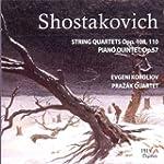 Chostakovitch : Quatuors � cordes n�...