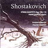 Chostakovitch : Quatuors  cordes n 7 et n 8 - Quintette avec piano Op. 57par Dimitri Chostakovitch