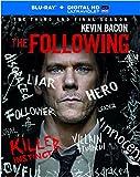 The Following: Season 3 [Blu-ray + Digital Copy]