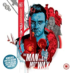 The Man from Mo'Wax [Blu-ray]
