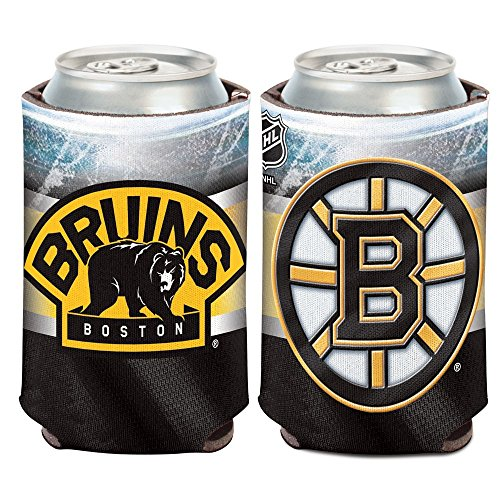 NHL Boston Bruins Can Cooler, 12 oz
