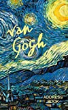 Address Book: Van Gogh Gifts / Presents ( Small Telephone and Address Book )