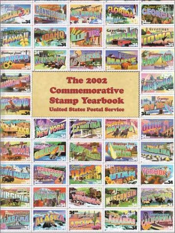 Image for The 2002 Commemorative Stamp Yearbook