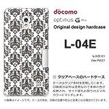 docomo Optimus G Pro L-04E ケース Optimus G Pro L-04E カバー ケース・ジャケット【レトロ001/l04e-PM001】