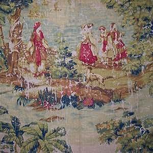 "Amazon.com: 54"" Wide Fabric ""Bosporus, Color Antique ..."