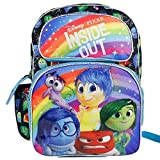 Disney Pixar Inside Out Riley's Emotion Face Dot Kids 16 School Backpack Bag