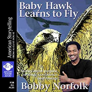 Baby Hawk Learns to Fly Audiobook