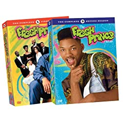 Fresh Prince of Bel-Air: Complete Seasons 1 & 2