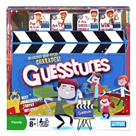 Click to read why the Guesstures Game scored five out of five Footprints!