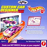 Hot Wheels Custom Car Designer
