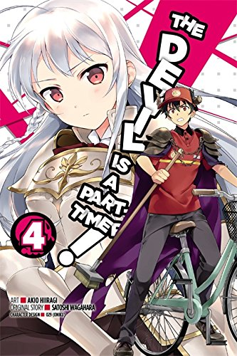 The Devil Is a Part-Timer, Vol. 4 (Manga) (Devil Is a Part-Timer!the Manga)