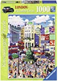 Ravensburger Chris Rogers Piccadilly (1000 Pieces)