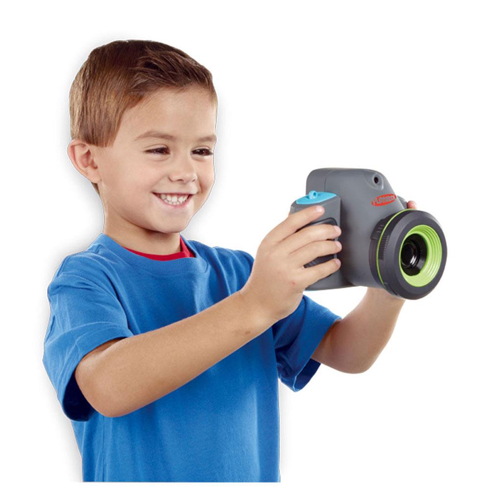 Amazon.com: Playskool Showcam 2-in-1 Digital Camera and ...