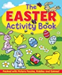 The Easter Activity Book: Packed with...